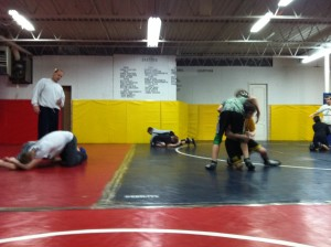Central Pa Stars Wrestling Practice